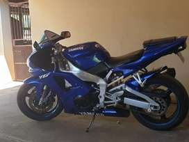 Yamaha R1 to trade for car or small bakkie