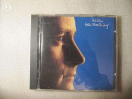 Фирменный CD Phil Collins - Hello, I Must Be Going!