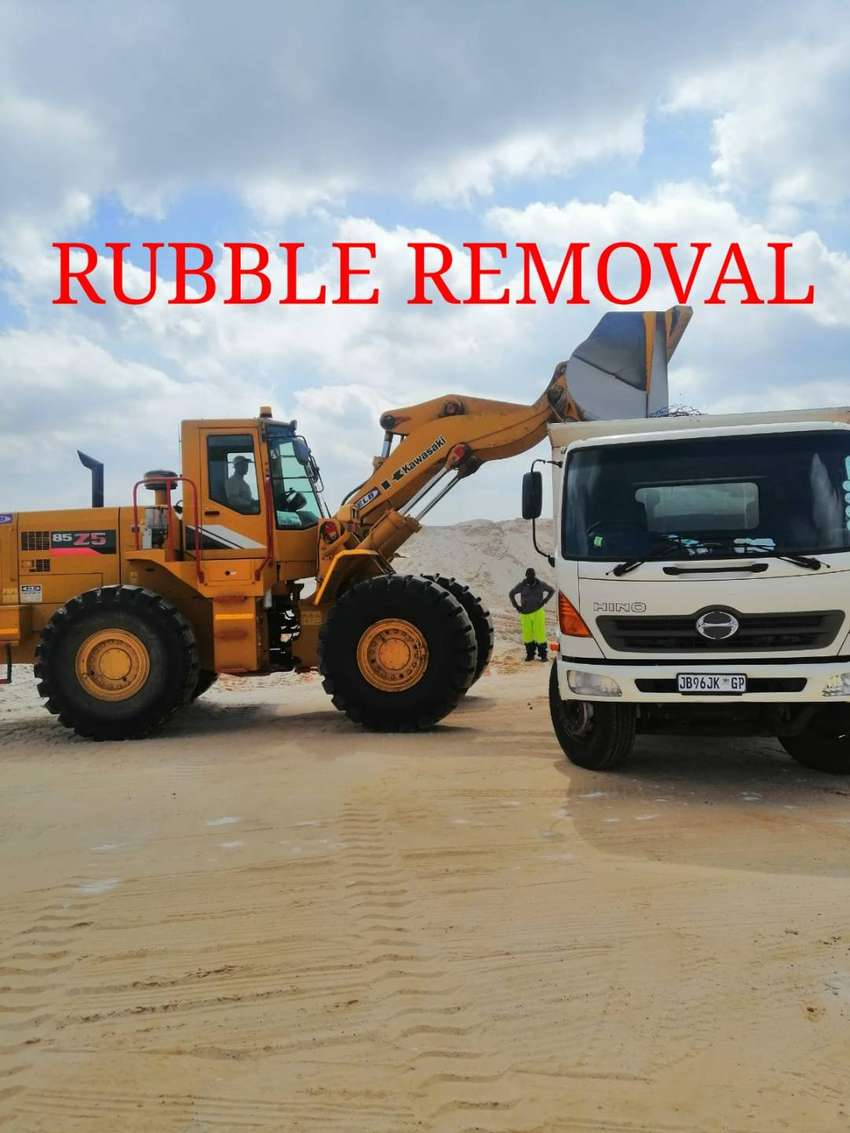 Professional rubber removal