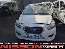 DUTSON GO 2015 NOW STRIPPING FOR SPARES INT & EXT PARTS AVAILABLE