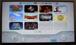 Nintendo Wii Качественная прошивка SoftMod USB