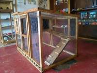 Image of Rabbit hutch cage for sale