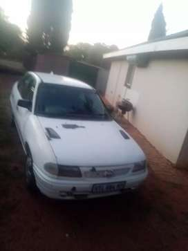 Opel Astra in daily use