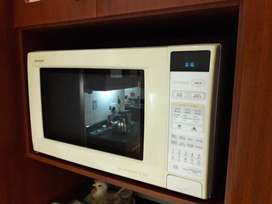 Sharp convection & Grill microwave