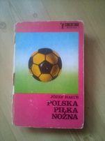 książka Polska piłka nożna