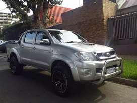 2006 Toyota hilux double cab 4x4  leather seat