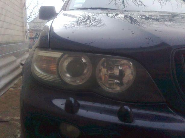 BMW X5 е-53 крыло фара бампер фонарь Винница - изображение 6