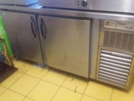Large Deep Freezer Defy, Undercounter fridge.