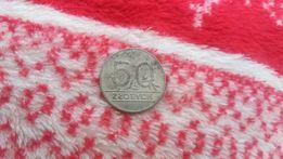 50 złotych 1990r