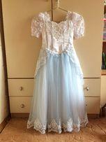 Детское праздничное нарядное карнавальное платье