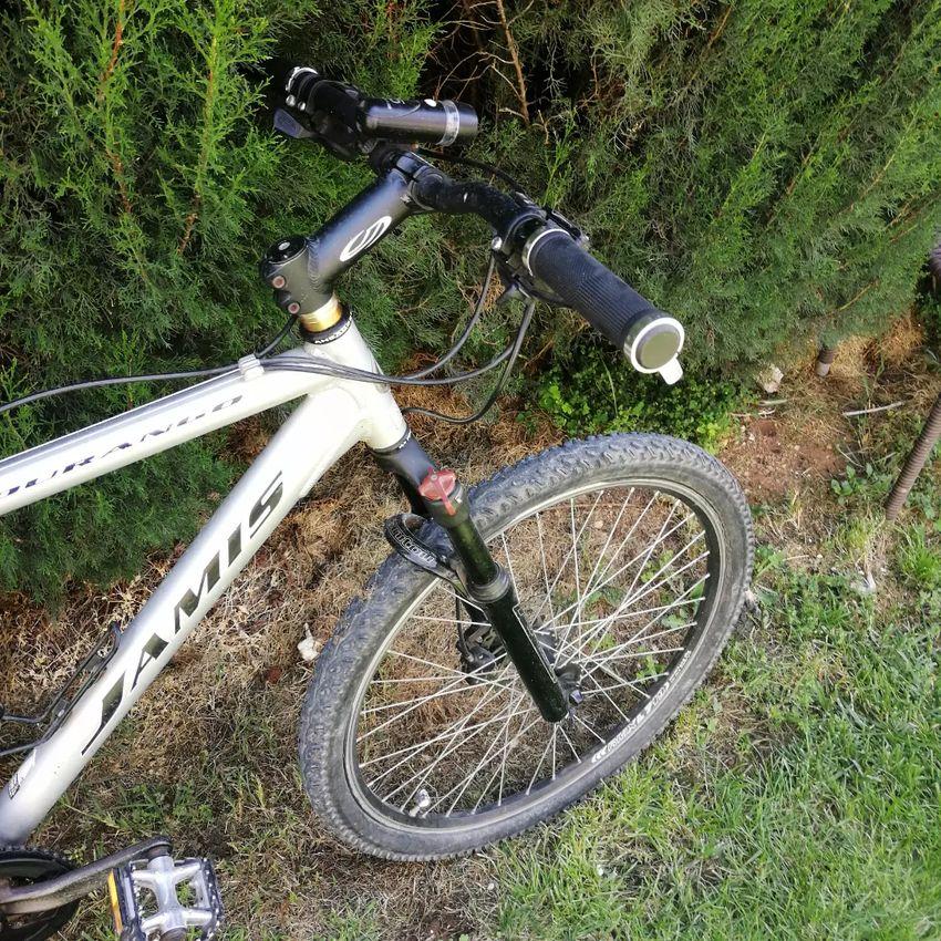 Bicikl Jamis i jos jedan cestovni bicikl 0