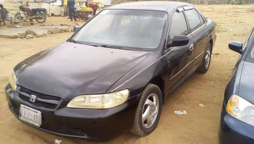 Clean 555Honda Accord Baby Boy FIRST BODY with 4plug Engine 0