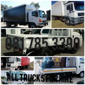FURNITURE REMOVALS SERVICE OPEN AND CLOSED TRUCKS