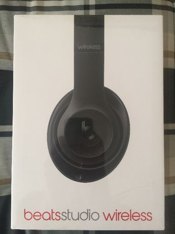 Beats Studio 2 Wireless Matte Black нові