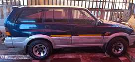 Ssangyong musso 602EL Automatic still in good condition 4WD electric