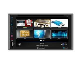 Paramount ZS6040BT Android Double Din DVD Receiver