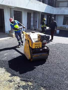 Tarring Surfaces and parkings