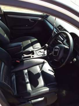 Audi 4 triptonic with extra drive.