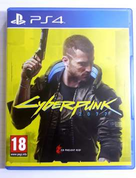 Cyberpunk 2077 PS4 for sale (Playable on PS5)