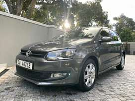 VW Polo 6 Stripped for Parts 2013