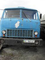 Грузовик МАЗ 5549 Самосвал синий. Есть люк с МАЗа 5551, полка