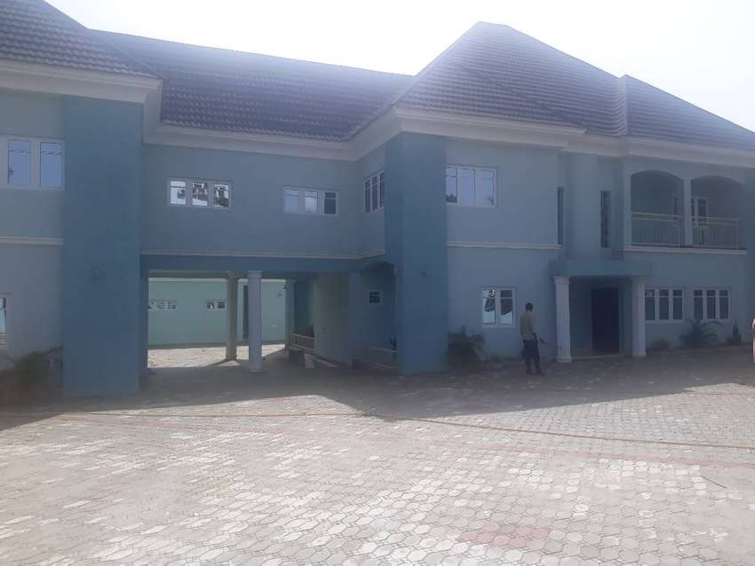 4 Bedroom Semi-Detached Duplex (2 Units) + 2 Bedroom BQ at Asokoro 0