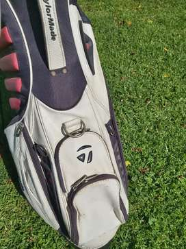 Taylormade mini tour golf stand bag condition 7/10