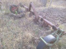 Рало - культиватор для посадки картофеля
