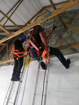 Working at Heights Safety training courses Cape town