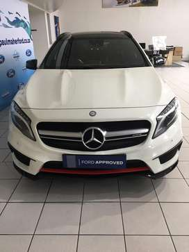 2015 Mercedes benz Gla 45 4 Matic