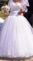 Продам или обмен, свадебное платье!