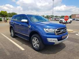 2016 Ford Everest 2.2TDCi XLT Auto