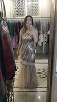 Нарядное платье «рыбка»