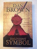 """Zaginiony symbol"" Dan Brown książka"