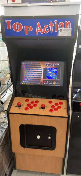 Arcade video game with 3000 in 1 games