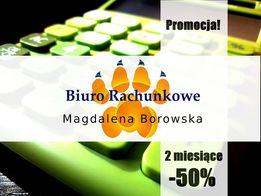 Biuro Rachunkowe-Usługi Księgowe-Rozliczenia Firm-JPK PROMOCJA !