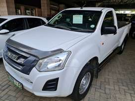 ^2017 Isuzu KB250 HI High rider-Only 88300km