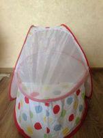 палатка для малышей