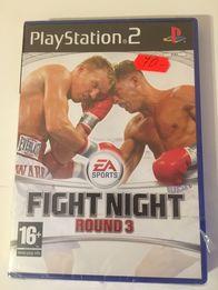 Fight Night Round 3 PS2 Gra Nowa!! Folia Dla Kolekcjonera