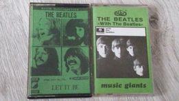 The Beatles - 2 kolekcjonerskie kasety sprzed lat