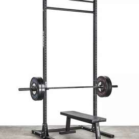 Squat rack heavy duty specials with Free bench. Best quality