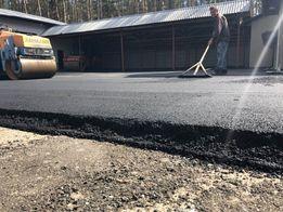 Асфальтирование,укладка асфальта,строительство и ремонт дорог,крошка