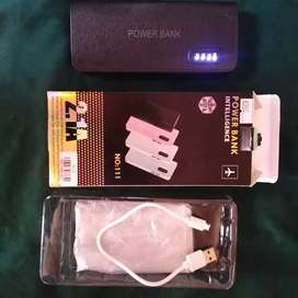 Intelligence 20000 mAh powerbank