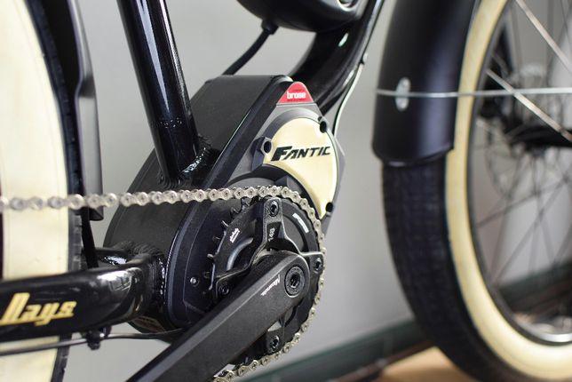 Fantic Seven Days City E-Bike Fat Bike Myślenice - image 4