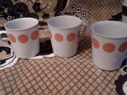 Чашки 250 граммовые, 4 штуки