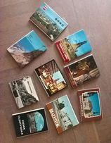 stare pocztówki, panorama miast
