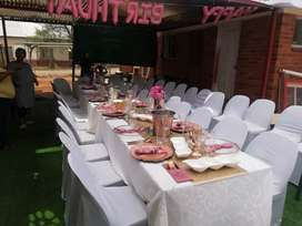 Decor for any occasion and  Decor equipment to hire