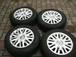 koła stalowe 195/65/15 - 5x112 - VW GOLF 5 - TOURAN - PASSAT b5 - 3910
