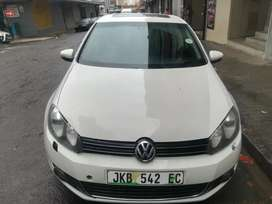 GOLF 6TSI FOR SALE AT VERY GOOD PRICE MANUAL