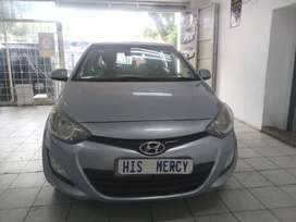 2012 HYUNDAI I20 1.4 MANUAL
